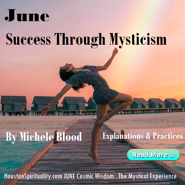 Success Through Mysticism by Michele Blood Practices