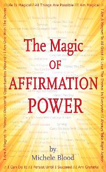 The Magic of Affirmation Power Book. Click to buy