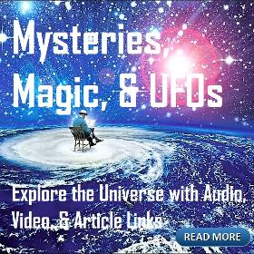 Mysteries, Magic, UFOs, Houston Spirituality Magazine January 2019