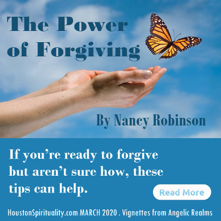 The Power of Forgiving by Nancy Robinson