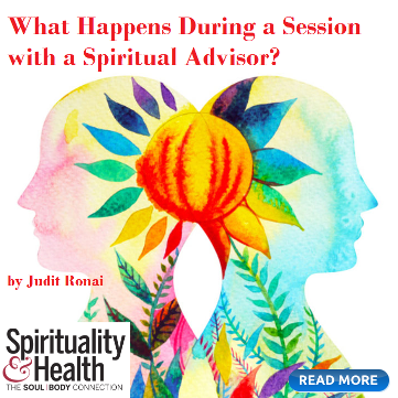 What Happens During a Session with a Spiritual Advisor?