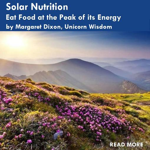 Solar Nutrition by Unicorn Wisdom