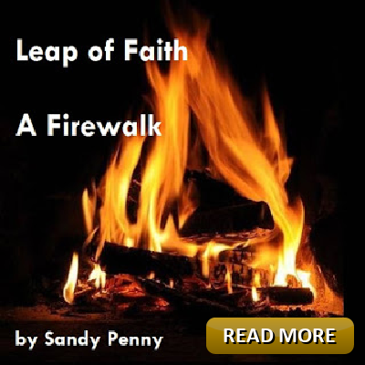Take a Leap of Faith with a Firewalk with Sandy Penny