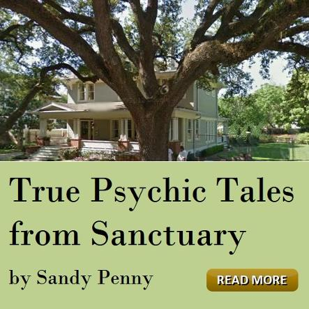 True Psychic Tales from Sanctuary by Sandy Penny