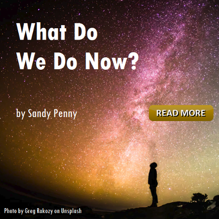 What Do We Do Now? by Sandy Penny