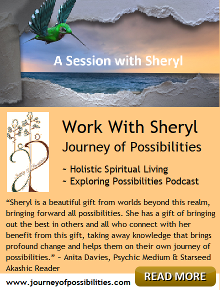Sheryl Sitts Journey of Possibilities
