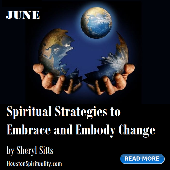 HSM June Cosmic Wisdom. Spiritual Strategies to Embrace and Embody Change by Sheryl Sitts