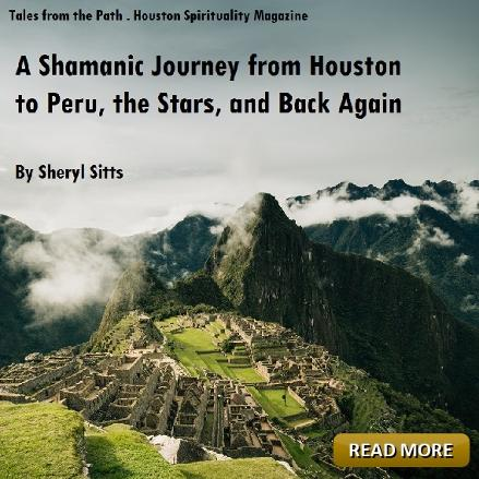 Shamanic Journey by Sheryl Sitts Tales from the Path