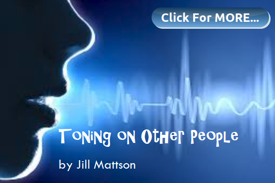 Toning on Other People by Jill Mattson, Wings of Light