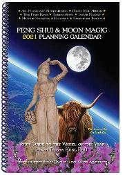 Feng Shui & moon Magic 2021 Calendar