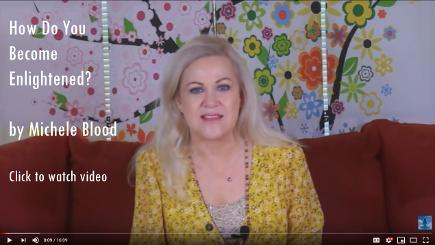 How Do You Become Enlightened. Click to watch Michel Blood's Video
