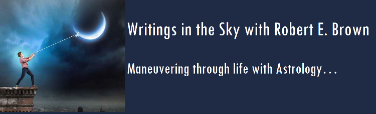 Writings in the SKy by Robert E. Brown