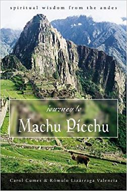 Spiritual travel to peru book