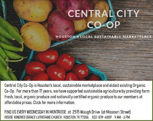 Central City CoOp organic foods