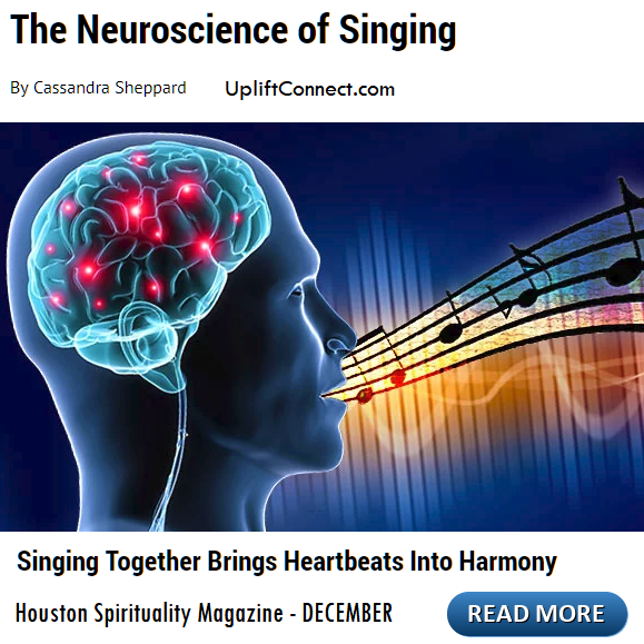 The Neuroscience of SInging UpliftConnect