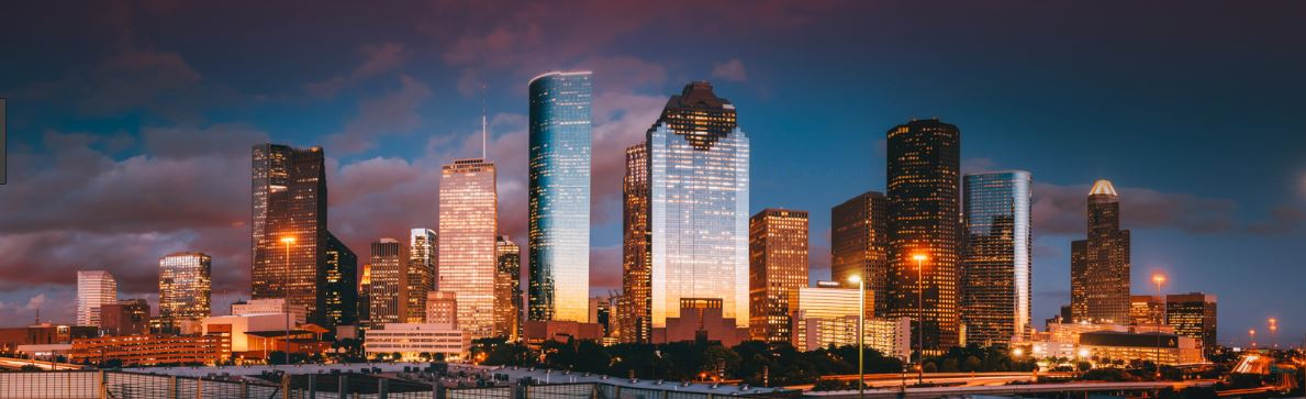 Houston Skyline Photo by Kevin Hernandez on Unsplash